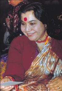 Shri Mataji-founder of Sahaja Yoga