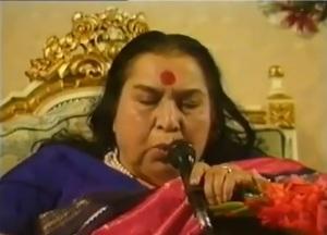 MEDITATION WITH MOTHER SHRI ADI SHAKTI